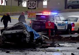 what happened on thanksgiving day da man who crashed killing family should not have been chased