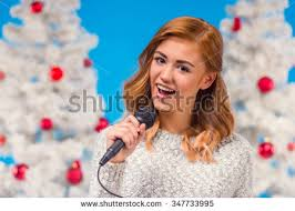 christmas singers stock images royalty free images u0026 vectors