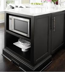 kitchen island with microwave kenangorgun com microwave