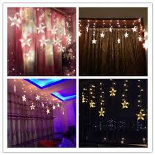 Indoor Curtain Fairy Lights 3m Led Christmas Lights Outdoor Window Curtain Lighting Indoor