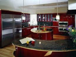 round island kitchen round kitchen island stunning round kitchen island ideas with