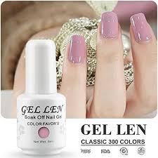 uv led gel nail polish gellen txp021 2017 high quality beige