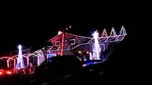 christmas light display to music near me christmas light display to music colorado springs youtube