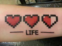 zelda hearts tattoo buscar con google tattoo pinterest