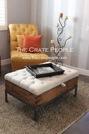 Ottoman Used As Coffee Table Ottomans Used As Coffee Tables Voyageofthemeemee