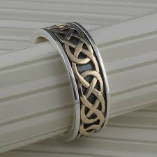 celtic knot wedding bands celtic wedding rings