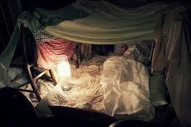 comment faire une cabane dans sa chambre une tente de repos do it yourself