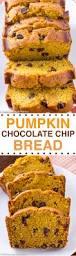 Pumpkin Spice Bread Machine Check Out Pumpkin Chocolate Chip Bread It U0027s So Easy To Make