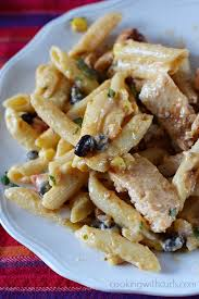 fiesta macaroni and cheese cooking with curls