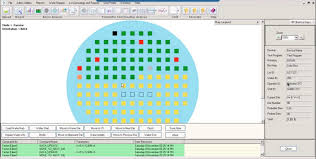Map Program Wafer Map And Probe Wafer Mapping Software Wafer Yield
