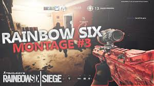 enenra esports a rainbow six siege montage by midnight 3 youtube