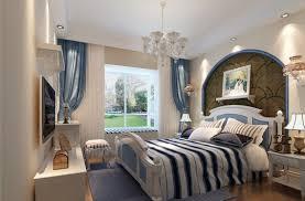 interior mediterranean touch in luxurious living room interior
