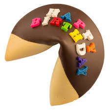 fortune cookies where to buy happy birthday fortune cookie with edible lettering and your