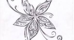 hawaiian tribal flower tattoos hawaiian flower tattoos designs
