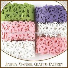 craft ribbon wholesale wholesale felt fabric ribbon felt decoration craft ribbon global