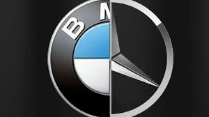 logo bmw mercedes benz extends its lead over bmw in the u s