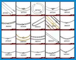 necklace style types images 40 chain styles for necklaces wholesale fashion different style jpg