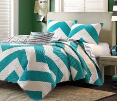 Starry Night Comforter Nursery Beddings Teal And Black Chevron Bedding With Teal
