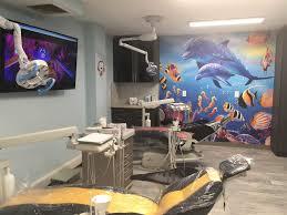 kids dentist nyc exam room midtown dental group