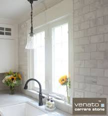carrara marble subway tile kitchen backsplash marble subway tile contemporary 7sf carrara 3x6 for 2 interior