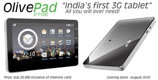 Olivepad‑VT100‑Indias‑First‑3G‑Tablet pasted by Brandbull
