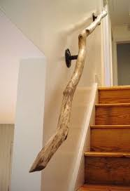 handlauf treppe treppen 20handlauf 20aus 20altem 20holz 20bauen haus co
