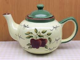 home interiors apple orchard collection home interiors apple orchard collections tea pot painted
