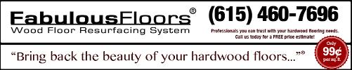 fabulous floors nashville hardwood floor refinishing resurfacing