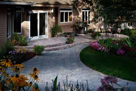 envision a new backyard cutting edge hardscapes