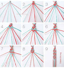 make friendship bracelet patterns images How to make friendship bracelets step by step jpg