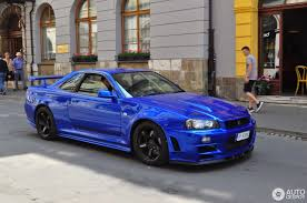 nissan skyline r34 for sale nissan skyline r34 gt r v spec ii nür 28 may 2016 autogespot