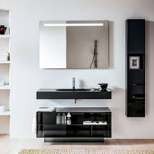 bathroom base cabinet wall mounted regolo artelinea