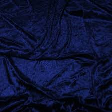 discover direct crushed velvet dress fabric royal blue