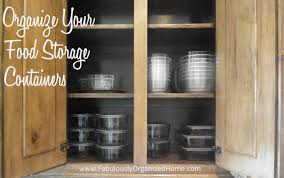 Food Container Storage Pte Home