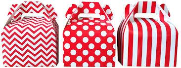 polka dot boxes stripe chevron and polka dot favor boxes gable box 36 gb 0005