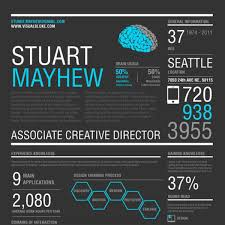 Resume Accent 20 Beautiful Infographic Resumes That Will Inspire You Visual