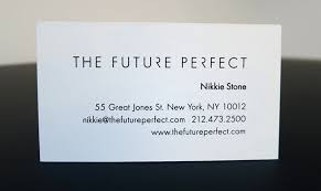 business card business cards nyc