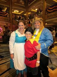 Beauty Beast Halloween Costume Disney Bride Halloween Costume Parade Fairy Tale