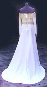 celtic wedding dresses wedding gown