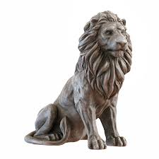 lion statue lion sculpture 3 3d model 13 max obj fbx free3d