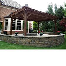 swing pergola arbors and trellises timber kits western timber frame