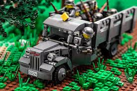 german opel blitz truck opel blitz brickmania toys