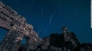 lyrid meteor shower lyrid meteor shower lighting up the night sky weatherwatch co nz