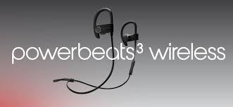 beats wireless black friday beats powerbeats3 wireless earphones in three colors marked down