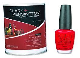 opi nail polish u0026 steve mckenzie u0027s u2013 a perfectly unexpected pairing