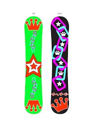 snowboard design snowboard design king