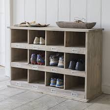 Hallway Shoe Storage Cabinet Chedworth Shoe Locker 12 Cubbies Shoe Cupboards Shoe Storage