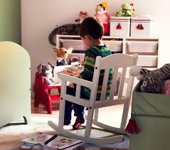 White Childs Rocking Chair Ikea Comfy Rocking Chair