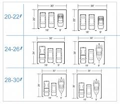 size of a three car garage size and layout specifics for a 3 car garage doors 10 x 7 door with