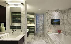 modern small bathroom design round bathroom sink light brown